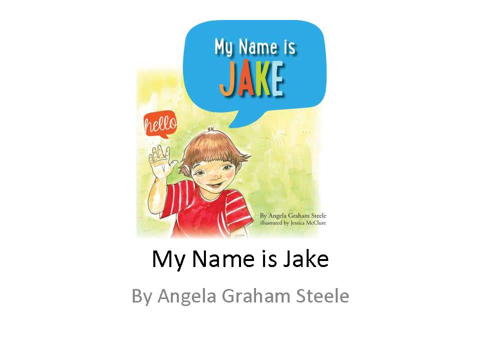 My Name is Jake Presentation Slides