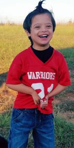 Jake, age 6